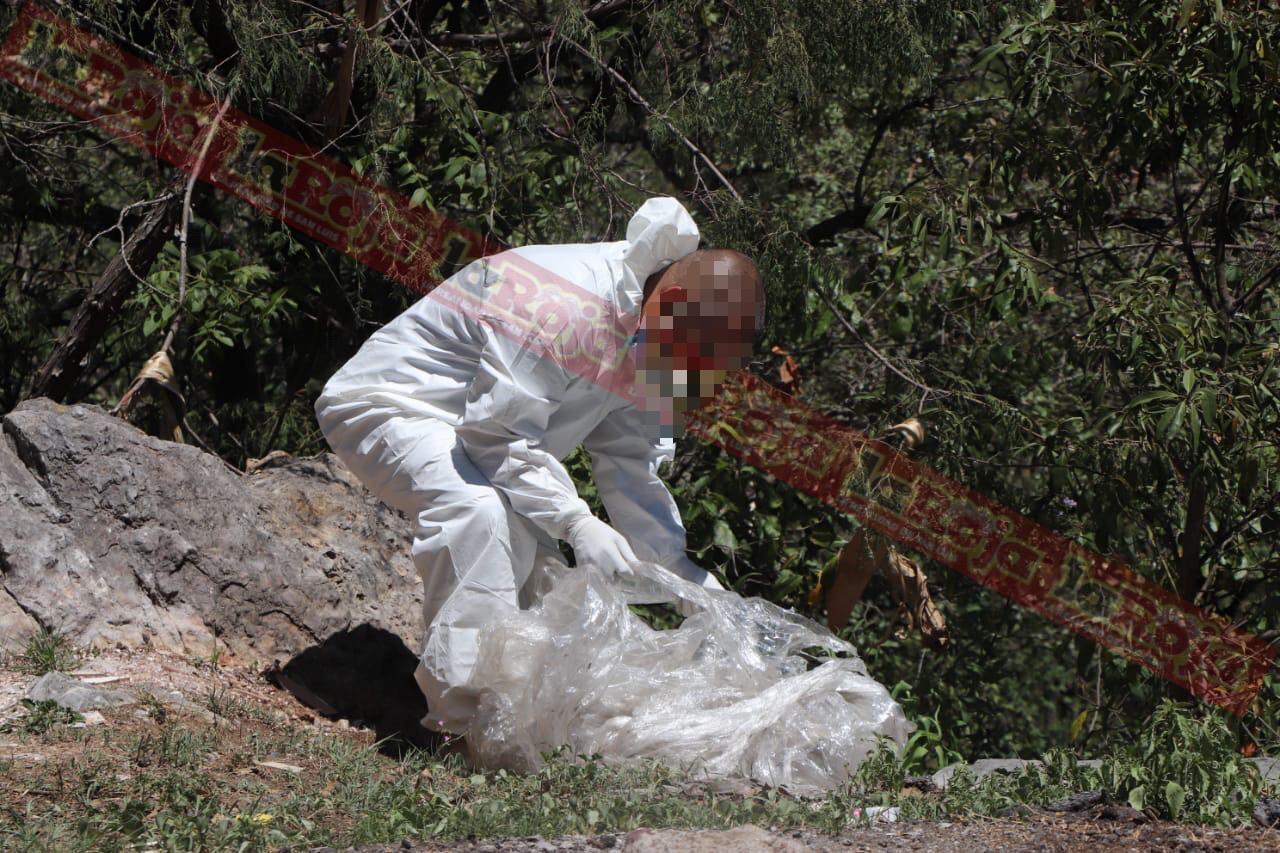 Huella dactilar coincide con el policía estatal desaparecido: Fiscalía General del Estado