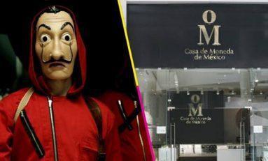 """""""LA CASA DE PAPEL"""" VERSION MEXICANA...ROBAN 1500 CENTENARIOS DE LA CASA DE MONEDA DE CDMX"""
