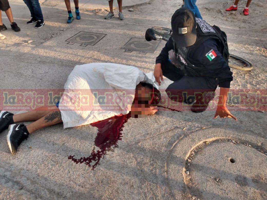 Atacan a balazos a un hombre en Los Silos y muere