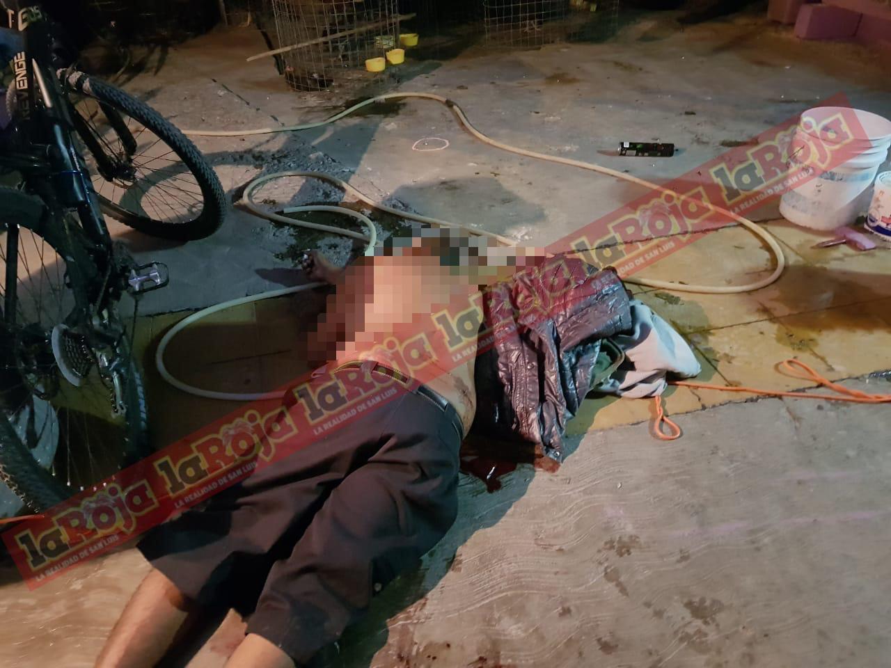 Hombre muere baleado en la Colonia Juan Sarabia