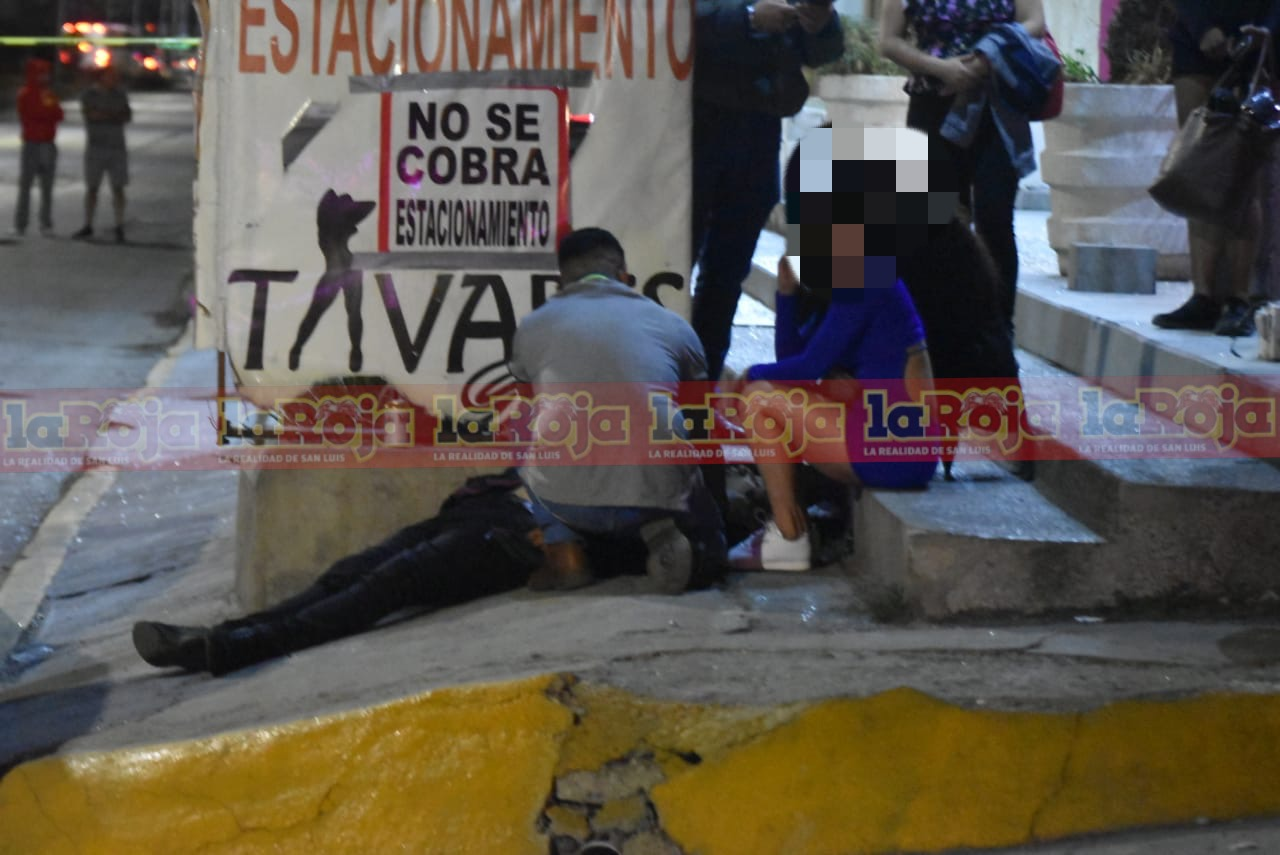SANGRIENTA NOCHE EN LA CAPITAL POTOSINA DEJA TRES MUERTOS Y TRES LESIONADOS
