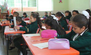 Arrancarán nuevo ciclo escolar en más de 208 escuelas de nivel básico