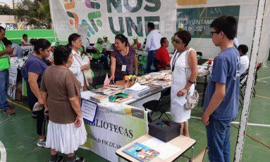 """Bibliotecas municipales ofrecen diferentes actividades lúdicas y académica dentro del programa """"Manos a la Obra"""""""