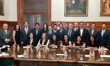 Pide Ricardo Gallardo más presupuesto para que estados y municipios tengan más infraestructura productiva en 2020