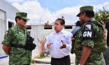 Con proyecto integral prevén consolidar Guardia Nacional en Soledad