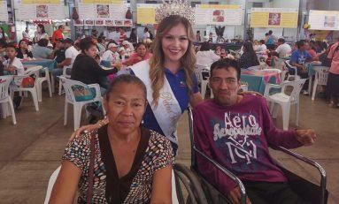 Ofrecen agradable convivencia a pacientes de la UBR en la FENAPO