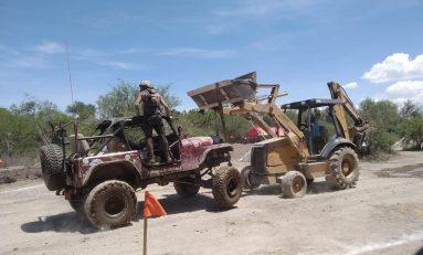 Gran éxito resultó evento de Off Road en la ex Hacienda Pozo de Luna