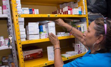 Más de 3 mil medicamentos han sido donados