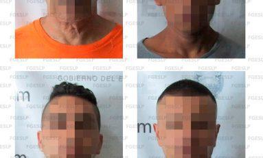 Caen cuatro secuestradores y homicidas