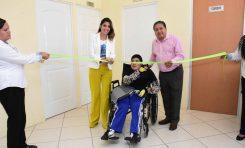 Pacientes de la UBR son beneficiados con la inauguración de moderna sala de estimulación sensorial