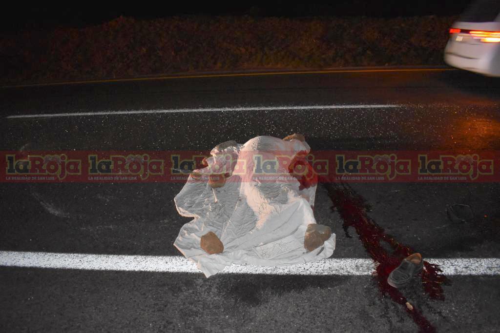 Hombre pierde la vida en una volcadura sobre Carretera 57