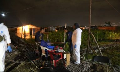 ¡Sangriento amanecer! 19 cuerpos son localizados en diferentes puntos de Uruapan