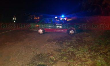 Hombre sin vida es localizado en el interior de un taxi en el municipio de Tierranueva