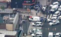 Nuevo tiroteo en Filadelfia deja al menos a 5 oficiales heridos