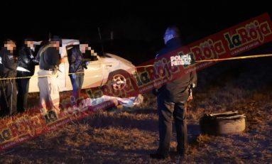 Fatídico accidente en la Carretera a Matehuala