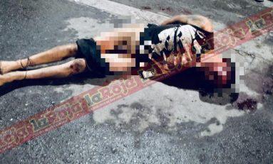 Casi linchan a presunto ladrón en Valle de Santa Lucía