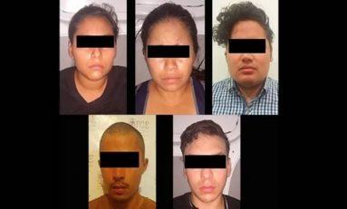 Secuestran y matan a una niña en Chiapas, hay 5 detenidos