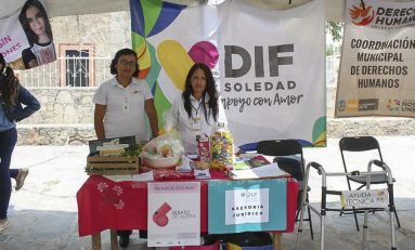 Más de 3 mil mujeres han participado en Foro Integral que ofrece diferentes servicios y actividades