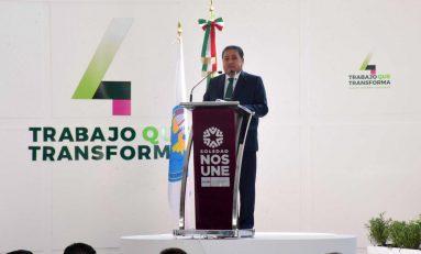 Detalla alcalde obras, programas y acciones en su Cuarto Informe de Gobierno