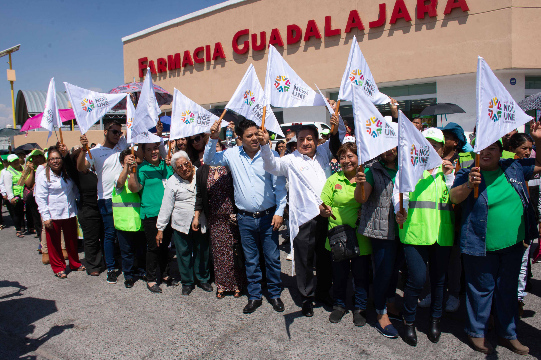 Aplicarán inversión superior a 1 mdp en mantenimiento de calles en Colonia La Sierra