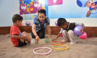 Centro Municipal de Autismo recibe a sus primeros pacientes