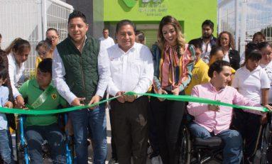 Inauguran la nueva Unidad Básica de Rehabilitación en beneficio de más de 12 mil pacientes