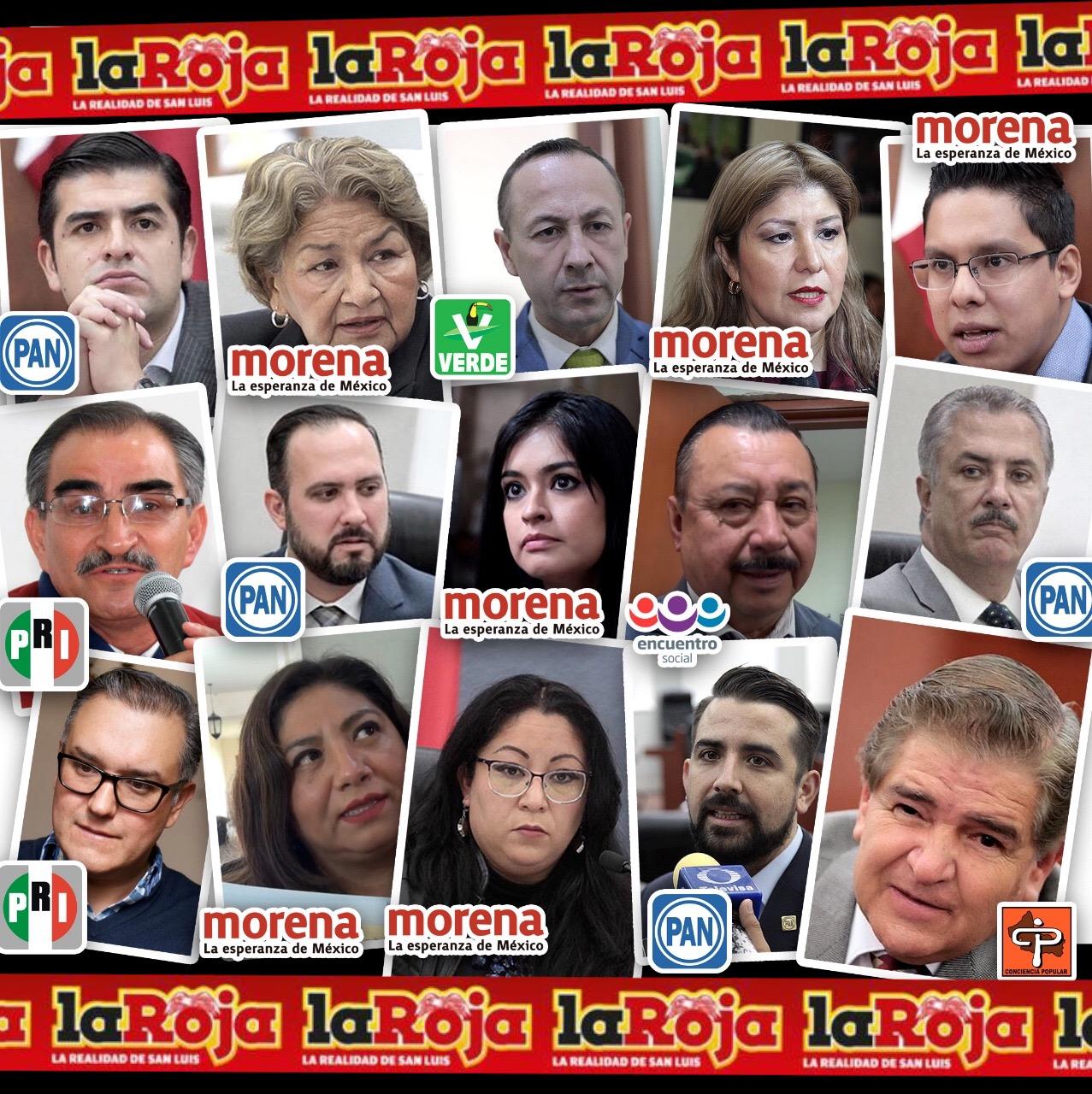 DIPUTADOS CONTRATAN 127 EMPLEADOS CON SUELDOS DE HASTA 56 MIL PESOS MENSUALES