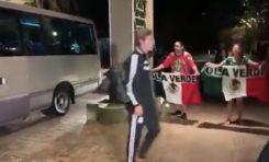 Selección Mexicana es criticada por su 'apática' llegada a Bermudas