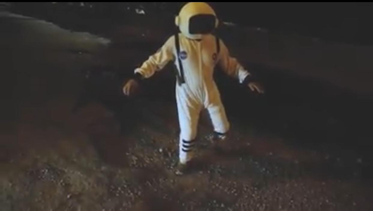 LA NASA REALIZA EXPLORACIONES EN TERRITORIO POTOSINO
