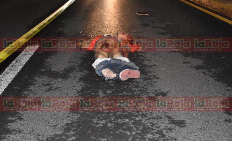 Fallecen dos hombres en distintos accidentes ocurridos esta madrugada