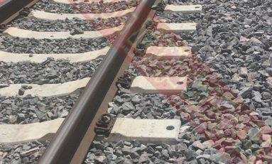 Horrible muerte tiene un hombre tras ser arrollado por el tren