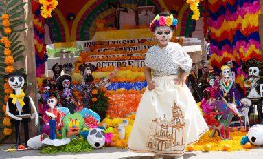 """Alistan actividades del """"Festival de Día de Muertos"""" en Soledad"""