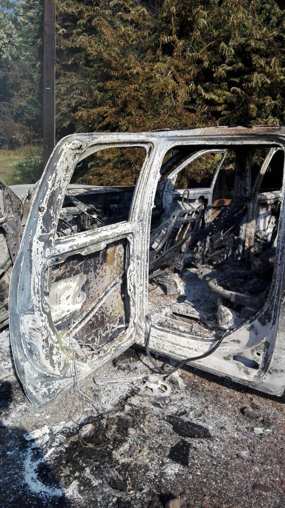 Confirman 14 agentes de la Policía de Michoacán muertos y tres heridos en emboscada del CJNG