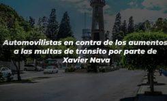 Potosinos repudian aumento a multas de tránsito impuesto por Xavier Nava.