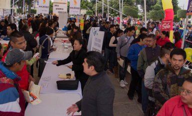 Más de 700 vacantes se ofertarán en Feria del Empleo