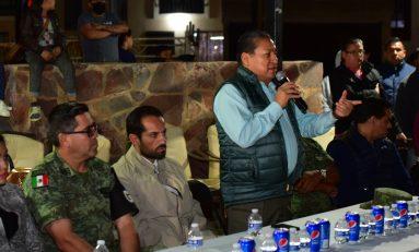 Fortalecen estrategia coordinada con la Guardia Nacional en Soledad