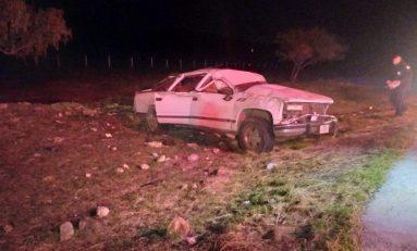Trágico accidente en la Carretera 57 durante esta madrugada