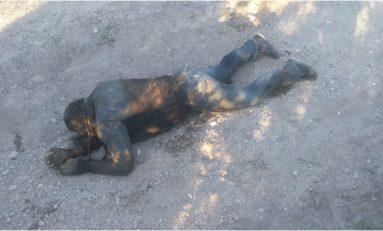 Ejecutan a un hombre en un caamino vecinal del municipio de Guadalcázar