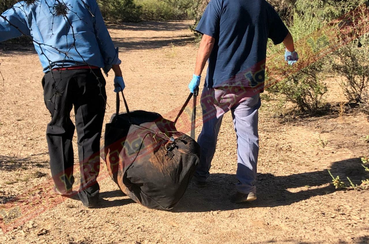 ¡Otro feminicidio en la capital! Localizan cuerpo de una mujer en el interior de una maleta en la Delegación de Villa de Pozos