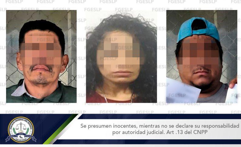 Caen presuntos asesinos de octagenaria mujer en  Los Magueyes