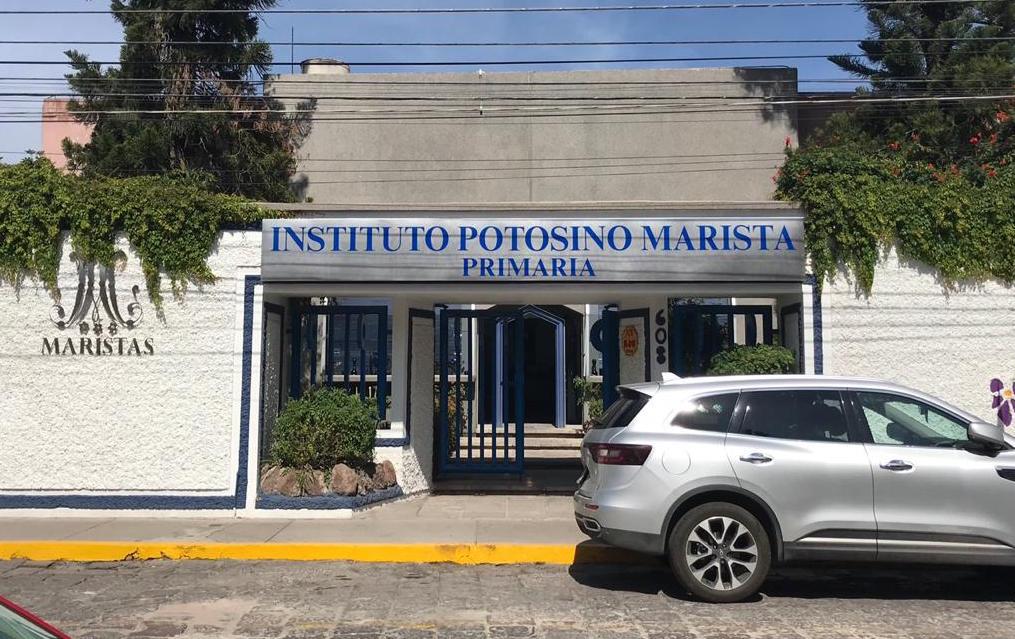 Instituto Potosino Marista es visitado por delincuentes
