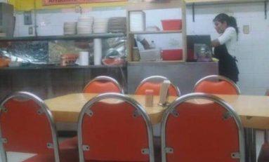 Enésimo asalto a un restaurante en la capital