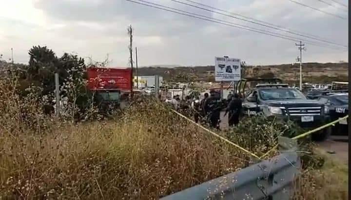 Nueva masacre en Guanajuato, asesinan a 7 personas en un corralón de grúas