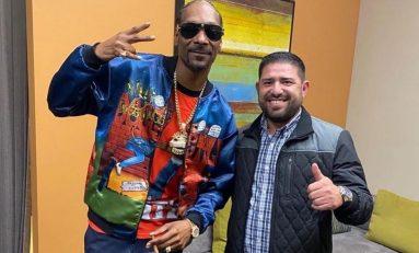 Es un hecho: Snoop Dog y Banda M-S juntos