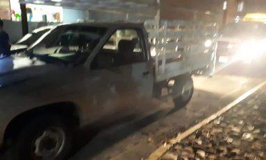 Valiente mujer decide enfrentar a ladrones de vehículos en Lomas