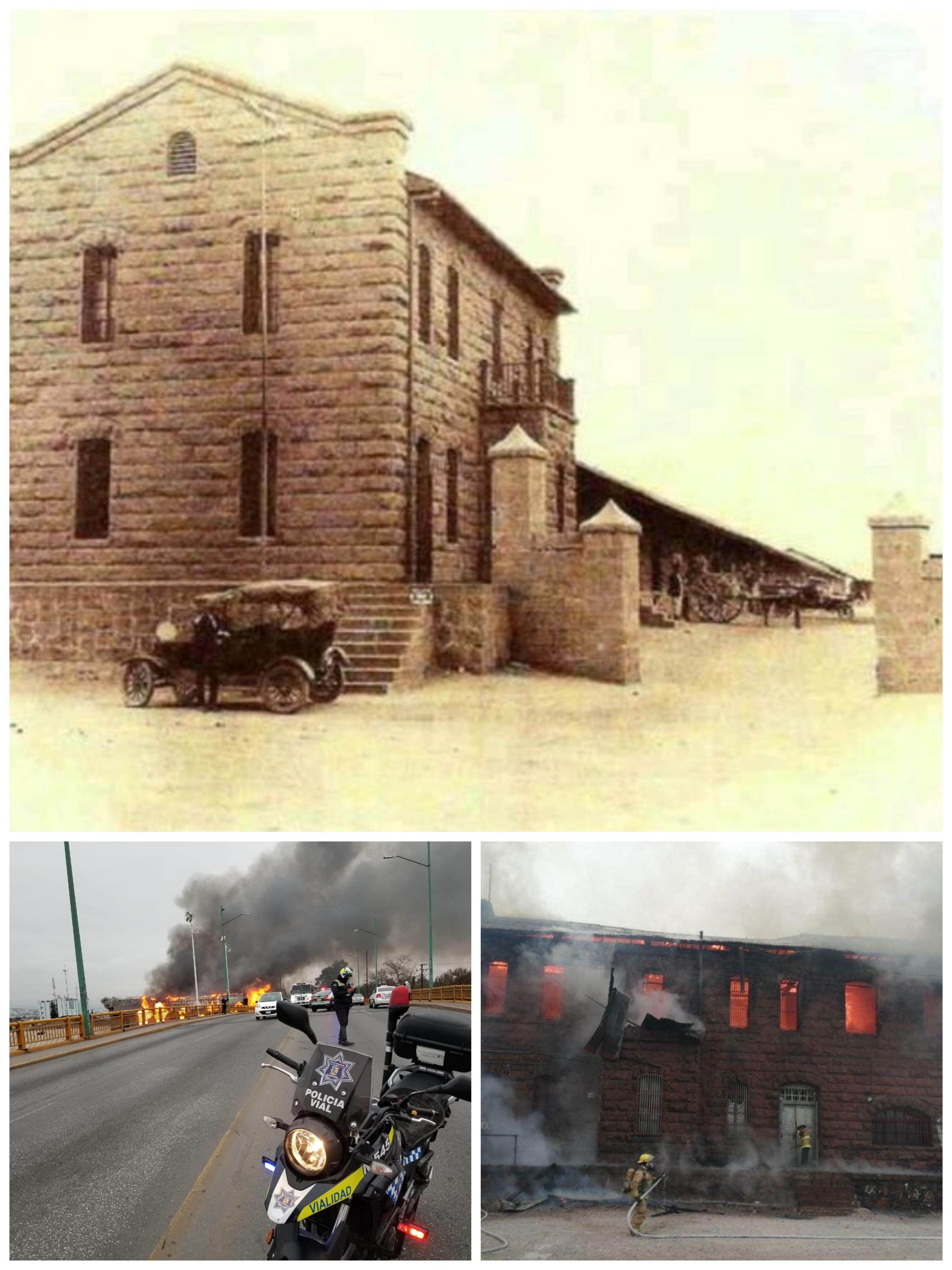 Kansas City, INAH y autoridades de protección civil: responsables del siniestro en edificio histórico