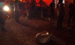 Ultiman a varios balazos a un hombre en la Colonia Tepeyac