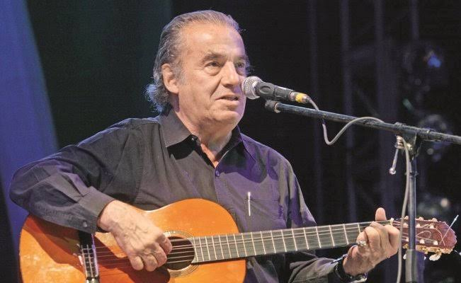 Fallece el cantautor Óscar Chávez, con síntomas de Covid-19