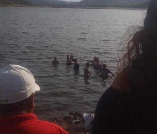 Jovencita muere ahogada en la presa de Mexquitic de Carmona