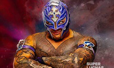 Rey Misterio anuncia su retiro con ceremonia en la WWE